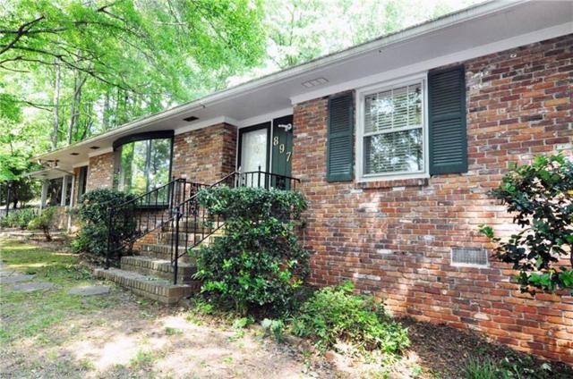 897 Gordon Street, Stone Mountain, GA 30083 (MLS #6010657) :: RCM Brokers