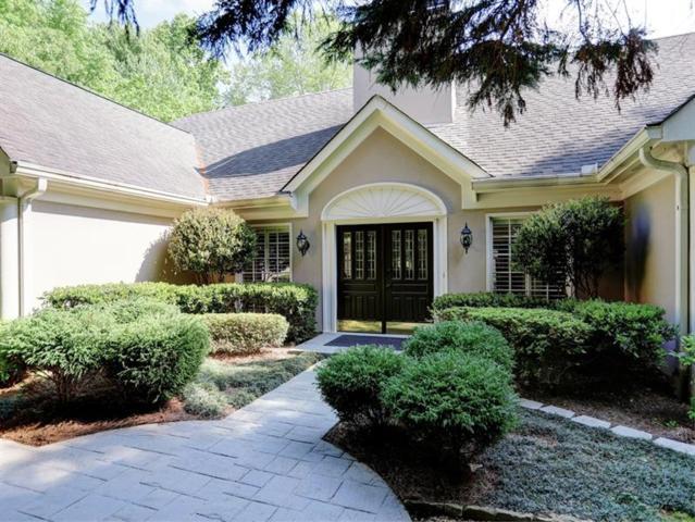 4050 Jordan Lake Drive, Marietta, GA 30062 (MLS #6010672) :: The Bolt Group