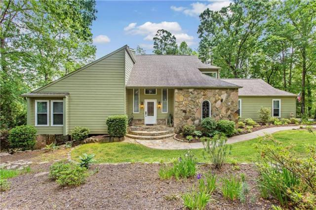 100 Fairway Ridge Drive, Alpharetta, GA 30022 (MLS #6010687) :: Rock River Realty