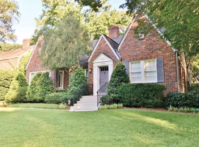 1754 Johnson Road NE, Atlanta, GA 30306 (MLS #6010746) :: The Bolt Group