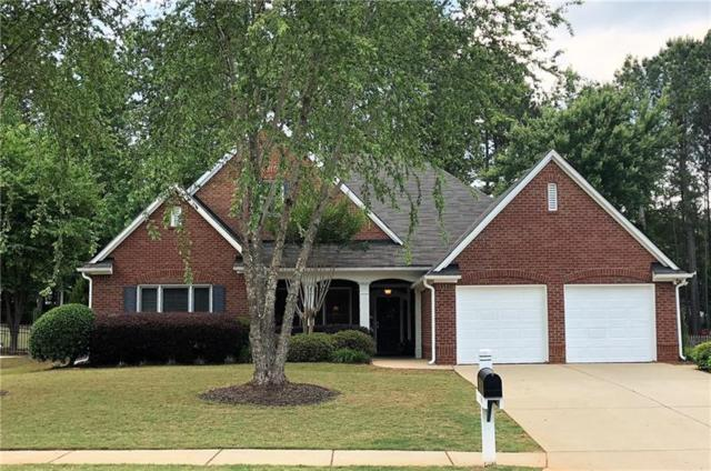196 Lake Forest Drive, Newnan, GA 30265 (MLS #6010756) :: The Bolt Group