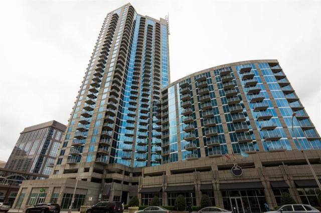 400 W Peachtree Street NW #707, Atlanta, GA 30308 (MLS #6010765) :: The Bolt Group