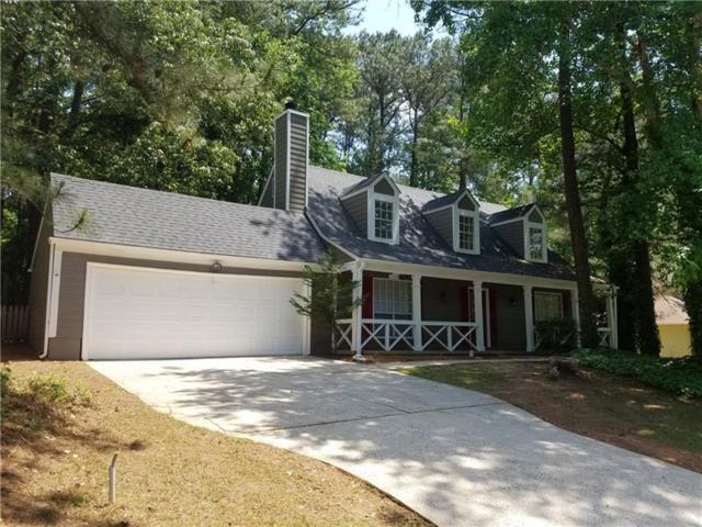 135 Barrington Drive E, Roswell, GA 30076 (MLS #6010862) :: RE/MAX Paramount Properties