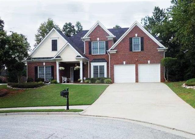 3378 Greens Ridge Court, Dacula, GA 30019 (MLS #6010866) :: The Russell Group