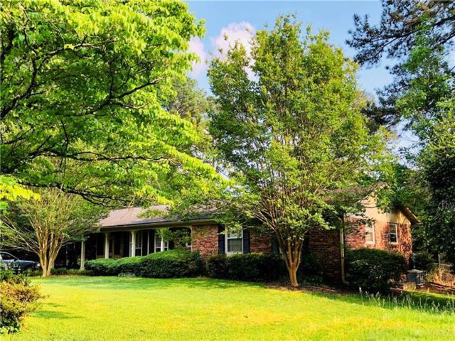 2215 Meadowvale Drive NE, Atlanta, GA 30345 (MLS #6010874) :: The Russell Group