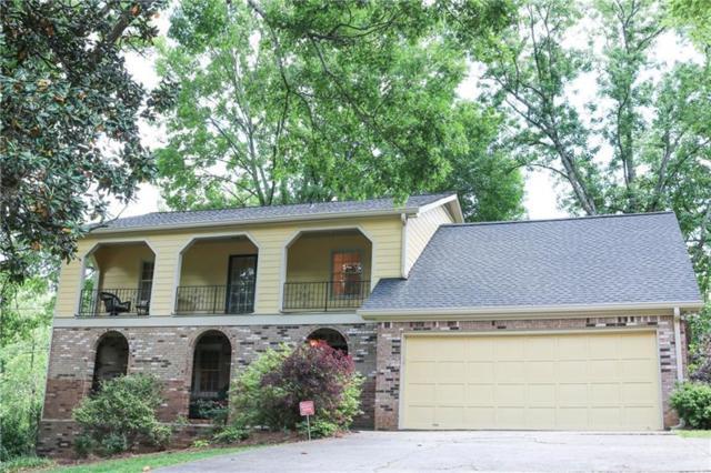 1649 Womack Road, Dunwoody, GA 30338 (MLS #6010952) :: North Atlanta Home Team