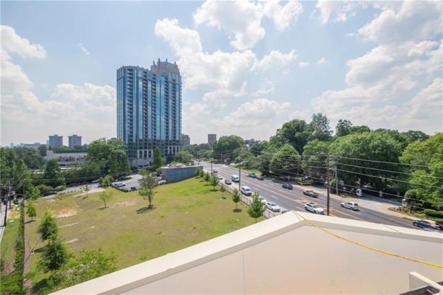 2855 Peachtree Road NE #315, Atlanta, GA 30305 (MLS #6011092) :: The North Georgia Group