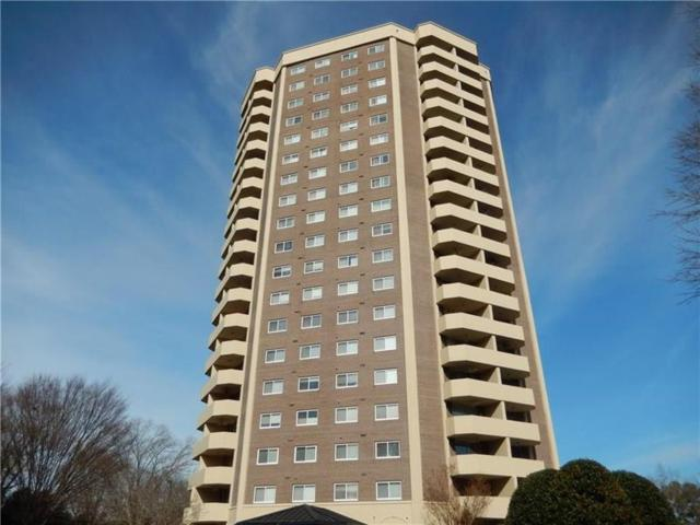 1501 Clairmont Road #424, Decatur, GA 30033 (MLS #6011101) :: Kennesaw Life Real Estate