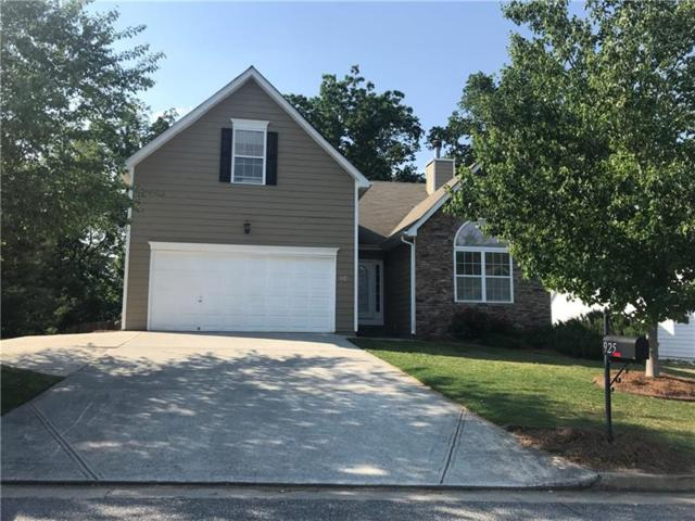 925 Rockbass Road, Suwanee, GA 30024 (MLS #6011161) :: North Atlanta Home Team
