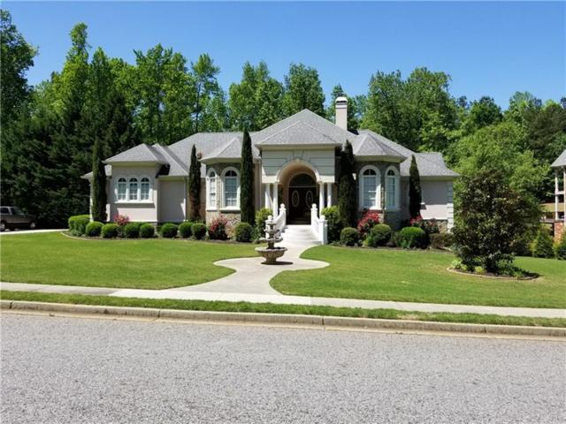 910 Chateau Forest Road, Hoschton, GA 30548 (MLS #6011316) :: The Bolt Group