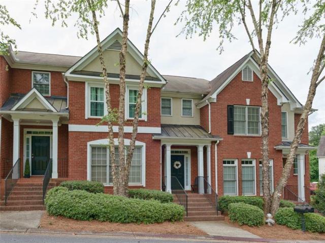 4779 Longcourt Drive SE #21, Atlanta, GA 30339 (MLS #6011464) :: The Bolt Group