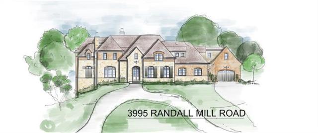 3995 Randall Mill Road NW, Atlanta, GA 30327 (MLS #6011485) :: The Russell Group