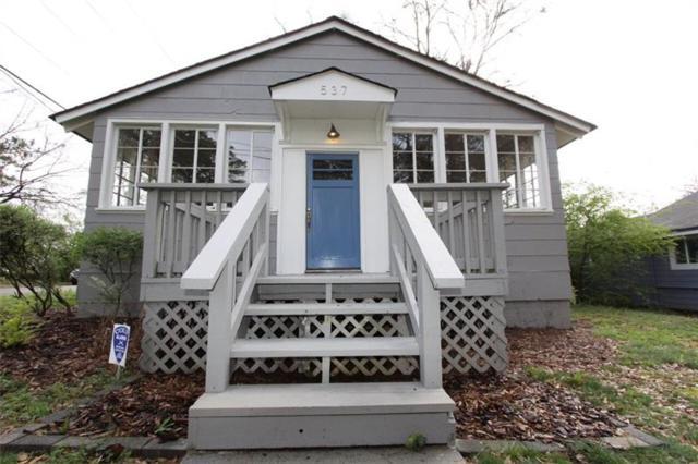 537 Hempstead Street, Scottdale, GA 30079 (MLS #6011536) :: The Russell Group
