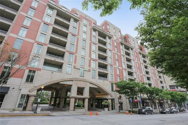 250 Park Avenue West NW #604, Atlanta, GA 30313 (MLS #6011540) :: Willingham Group