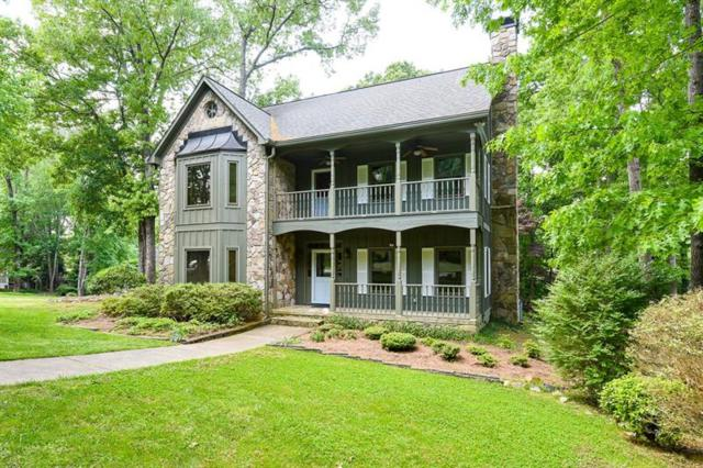 2847 Saddlebrook Way NW, Marietta, GA 30064 (MLS #6011580) :: The Hinsons - Mike Hinson & Harriet Hinson