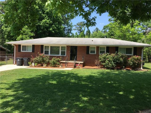3635 Thurman Road, College Park, GA 30349 (MLS #6011710) :: RCM Brokers