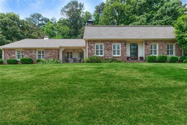 1045 Hess Drive, Avondale Estates, GA 30002 (MLS #6011844) :: The Russell Group