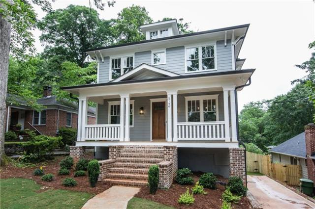 2140 Delano Drive NE, Atlanta, GA 30317 (MLS #6011873) :: The Zac Team @ RE/MAX Metro Atlanta