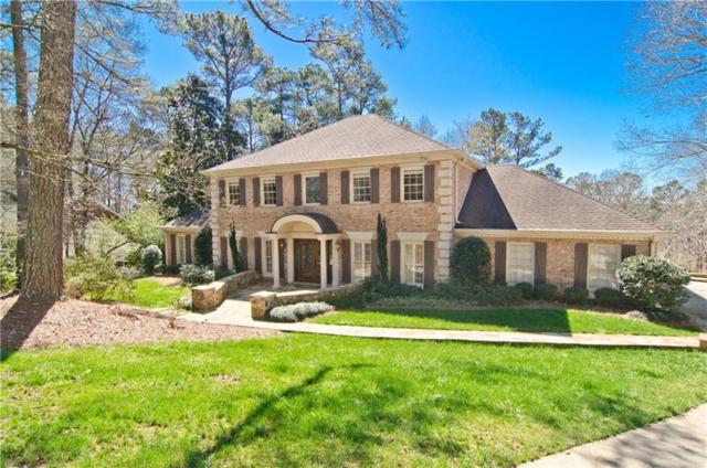 8930 Ridgemont Drive, Sandy Springs, GA 30350 (MLS #6012026) :: The Bolt Group