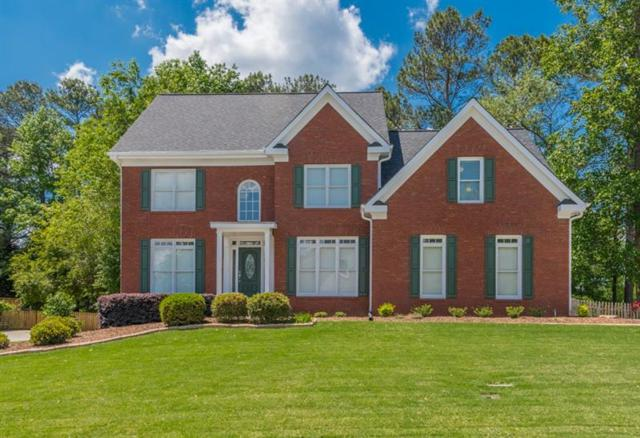 1433 Napier Terrace, Lawrenceville, GA 30044 (MLS #6012079) :: The Russell Group