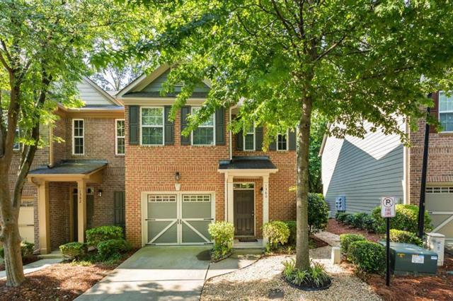 1380 Dolcetto Trace NW #11, Kennesaw, GA 30152 (MLS #6012117) :: The Bolt Group