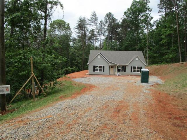109 Fireside Ridge Drive, Dahlonega, GA 30533 (MLS #6012140) :: The Bolt Group