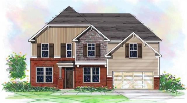 140 Escalade Drive, Mcdonough, GA 30253 (MLS #6012173) :: The Russell Group