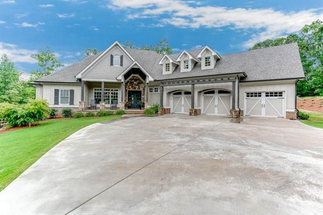 6356 Snelling Mill Road, Flowery Branch, GA 30542 (MLS #6012194) :: The Hinsons - Mike Hinson & Harriet Hinson