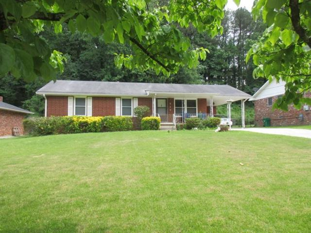 917 Gaylemont Circle, Decatur, GA 30033 (MLS #6012195) :: The Russell Group