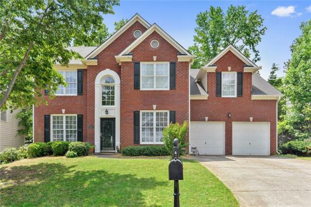 4127 Rosedown Court NW, Kennesaw, GA 30144 (MLS #6012237) :: The Russell Group