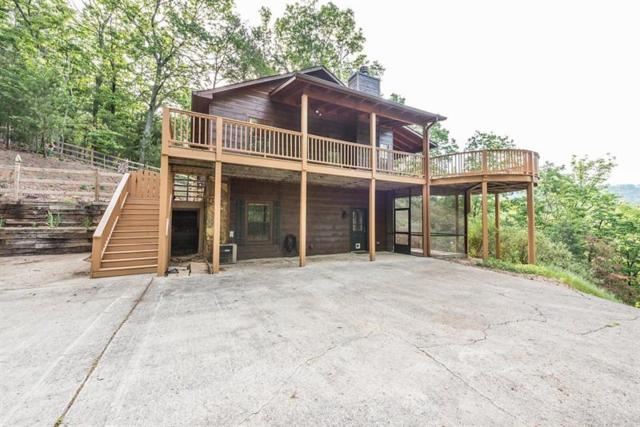 317 Laurel Ridge Drive, Ellijay, GA 30536 (MLS #6012242) :: RE/MAX Paramount Properties