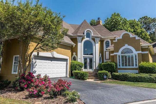795 Olde Clubs Drive SE, Johns Creek, GA 30022 (MLS #6012263) :: The Russell Group