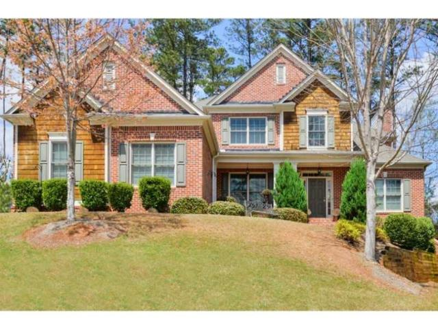 1632 Climbing Rose Court NW, Kennesaw, GA 30152 (MLS #6012265) :: The Russell Group