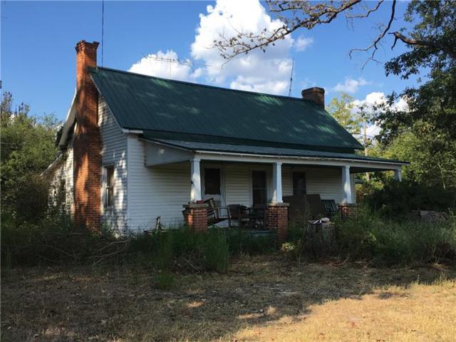 1630 Sandy Cross Road, Royston, GA 30662 (MLS #6012286) :: Iconic Living Real Estate Professionals