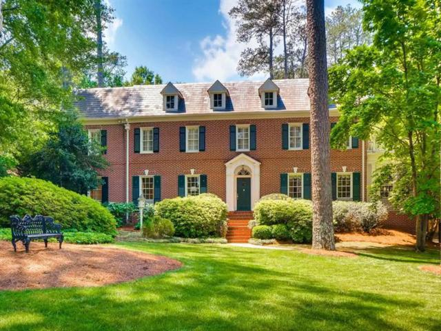 983 Stovall Boulevard NE, Atlanta, GA 30319 (MLS #6012302) :: North Atlanta Home Team