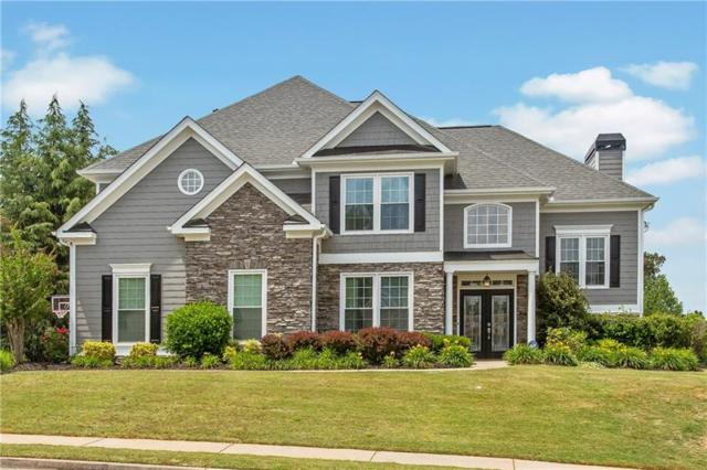 74 Bentwater Drive, Acworth, GA 30101 (MLS #6012371) :: The Russell Group