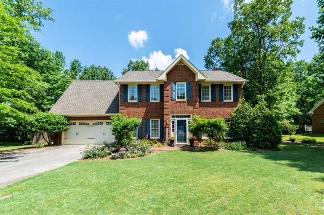 140 E Clinton Drive SW, Rome, GA 30165 (MLS #6012403) :: The Hinsons - Mike Hinson & Harriet Hinson
