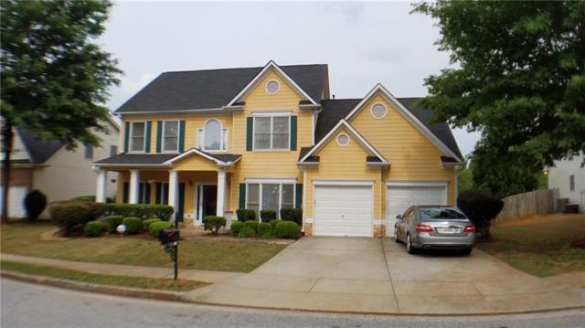 5540 Wheatfield Lane, Powder Springs, GA 30127 (MLS #6012410) :: RCM Brokers