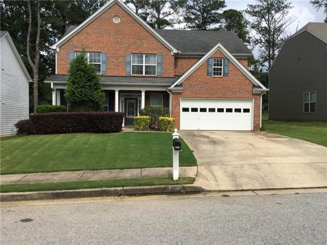 9805 Ivey Ridge Circle, Jonesboro, GA 30238 (MLS #6012413) :: RE/MAX Paramount Properties