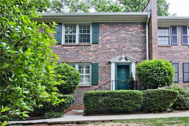 1105 Clairemont Avenue K, Decatur, GA 30030 (MLS #6012451) :: The North Georgia Group