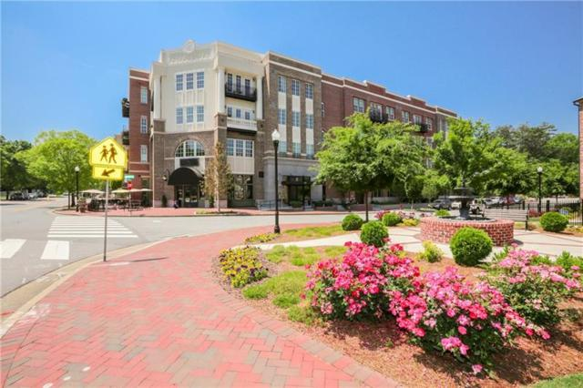 58 Canton Street #402, Alpharetta, GA 30009 (MLS #6012548) :: North Atlanta Home Team