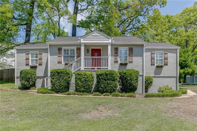 1892 8th Street, Chamblee, GA 30341 (MLS #6012623) :: The Russell Group