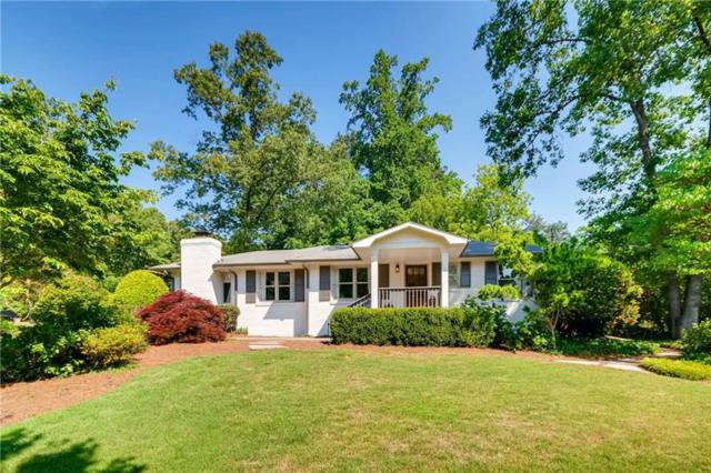 1450 Cheshire Way NE, Brookhaven, GA 30319 (MLS #6012634) :: The Russell Group