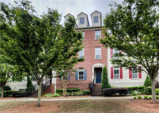 873 Perennial Drive #109, Atlanta, GA 30328 (MLS #6012669) :: North Atlanta Home Team