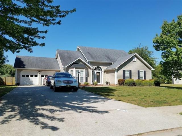 377 Dunagan Chase Drive, Lawrenceville, GA 30045 (MLS #6012692) :: The Bolt Group