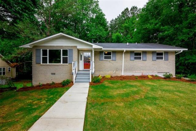 677 Plainville Drive SW, Atlanta, GA 30331 (MLS #6012732) :: Rock River Realty