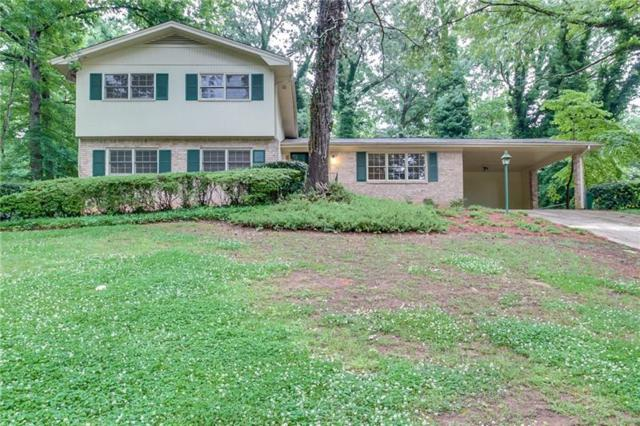 1172 Autumn Hill Court, Stone Mountain, GA 30083 (MLS #6012742) :: The Russell Group