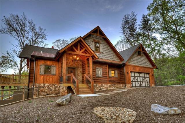 LT20 Scenic Heights, Blue Ridge, GA 30513 (MLS #6012745) :: RE/MAX Paramount Properties
