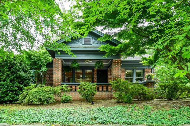 1105 Amsterdam Avenue NE, Atlanta, GA 30306 (MLS #6012763) :: The Bolt Group