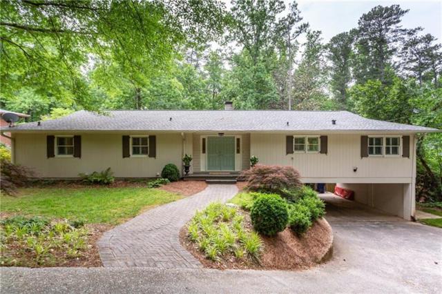 3240 Pinestream Road NW, Atlanta, GA 30327 (MLS #6012780) :: The Russell Group